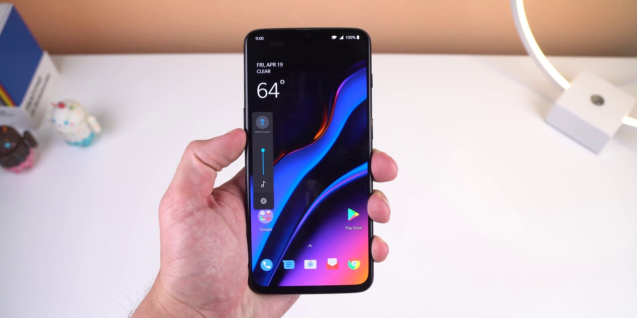 OnePlus 6T full phone specifications