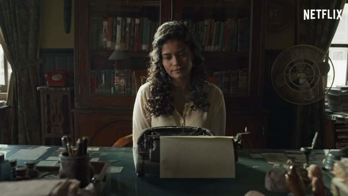 Typewriter: Ghostly web series by sujoy ghosh
