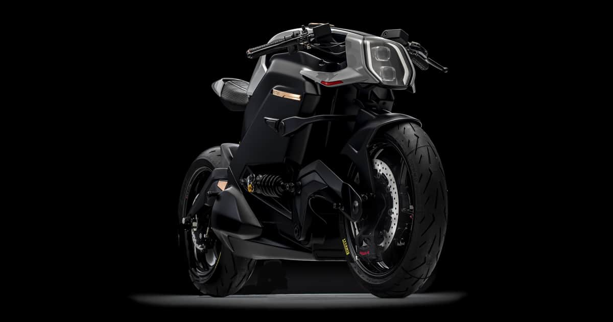 ARC motorcycle debuts at GoodWood festival of speed!