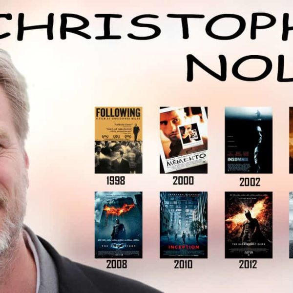 Christopher Nolan turns 49 today