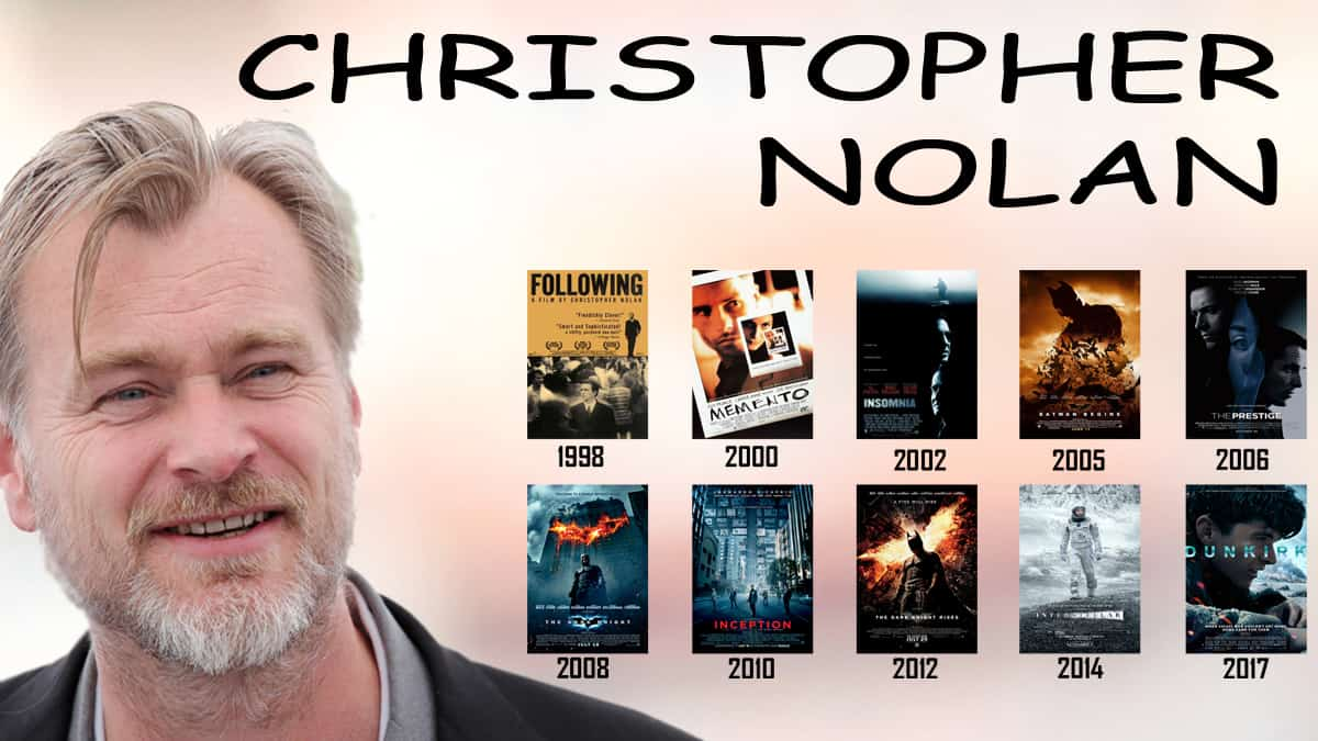 Christopher Nolan turns 49 today