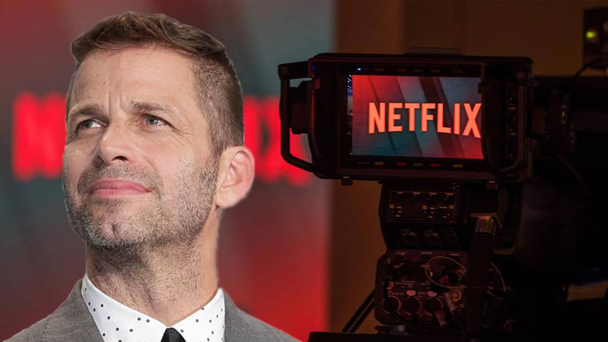 Zack Snyder to Direct an Anime for Netflix
