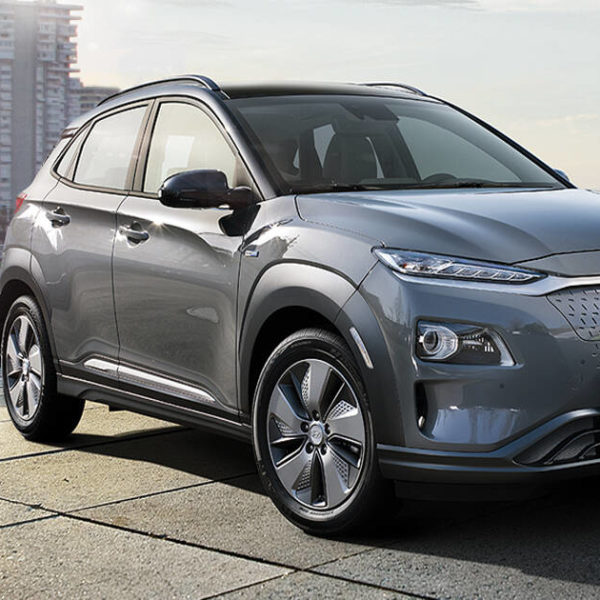 Hyundai Kona India's First Electric SUV