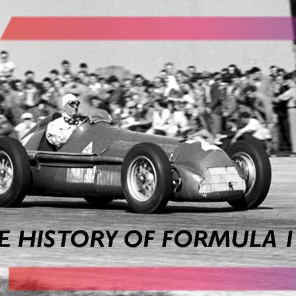 FORMULA ONE the Crown of Motorsport Evolution