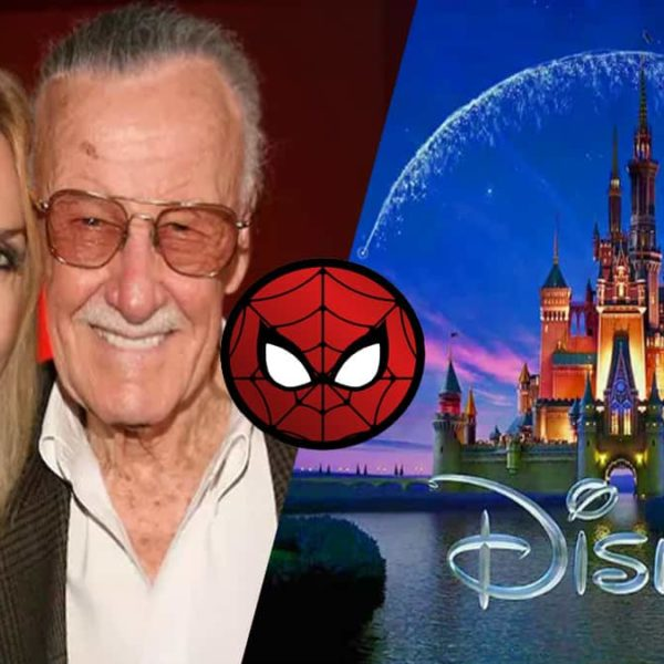 Stan Lee's daughter shows disagreement to Disney