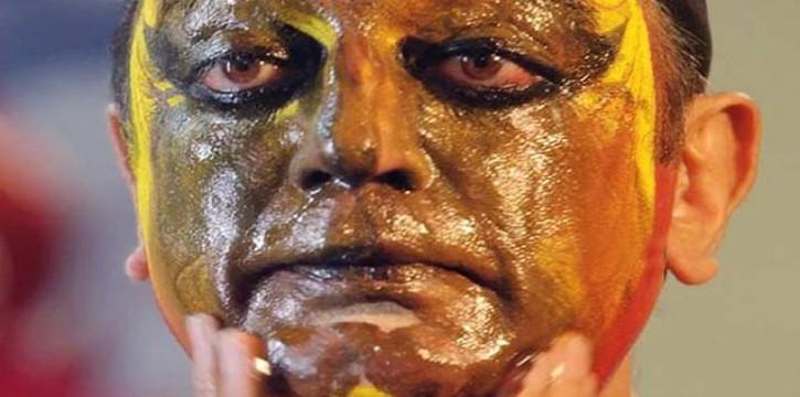 Kamal Hassan in Uttama villain
