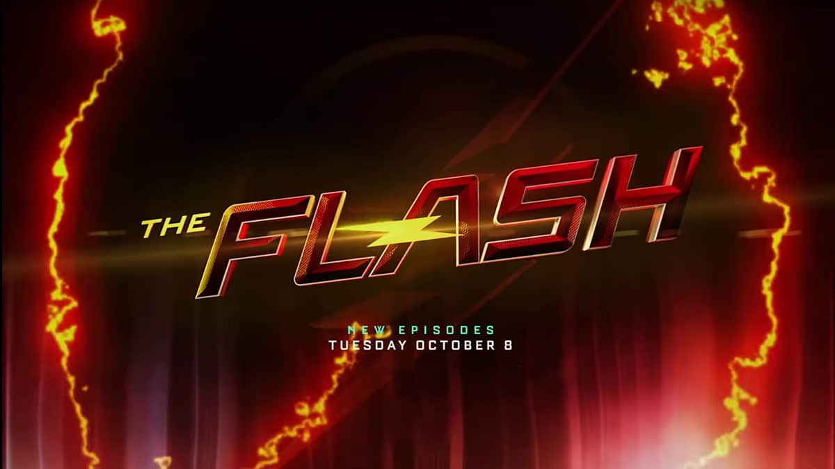 The Flash Season 6 (episode01)