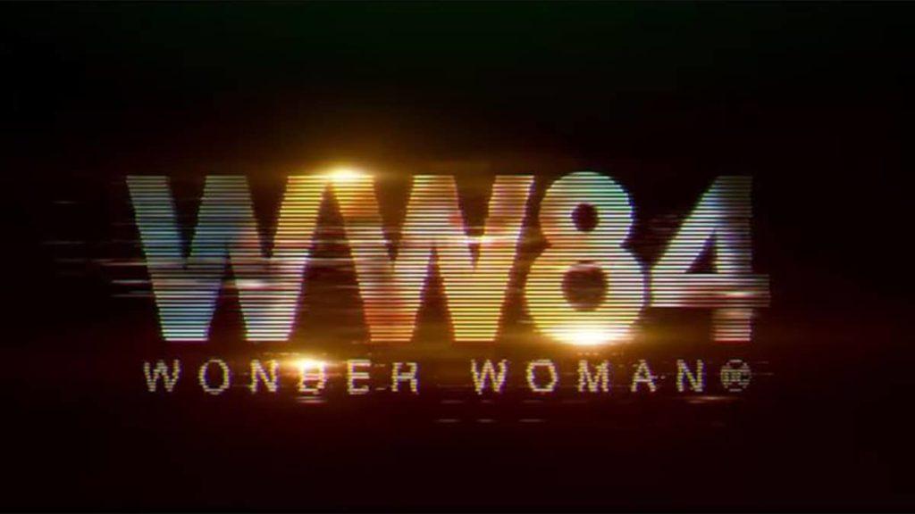 Wonder Women 1984 Official Poster