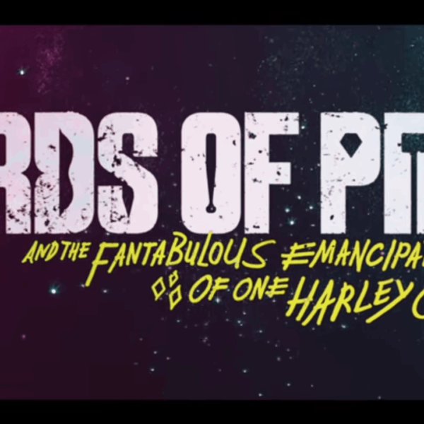 Birds Of Prey Final Trailer