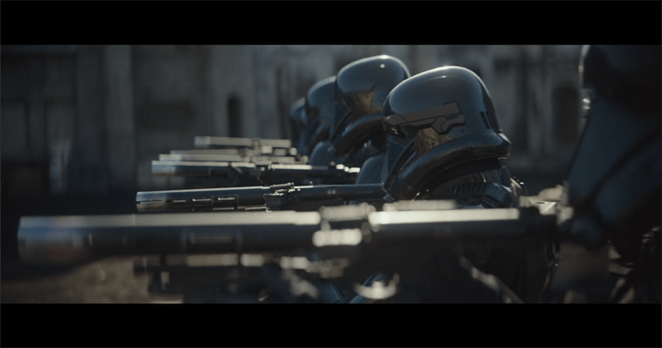 Deathtroopers are more effective than Stormtroopers