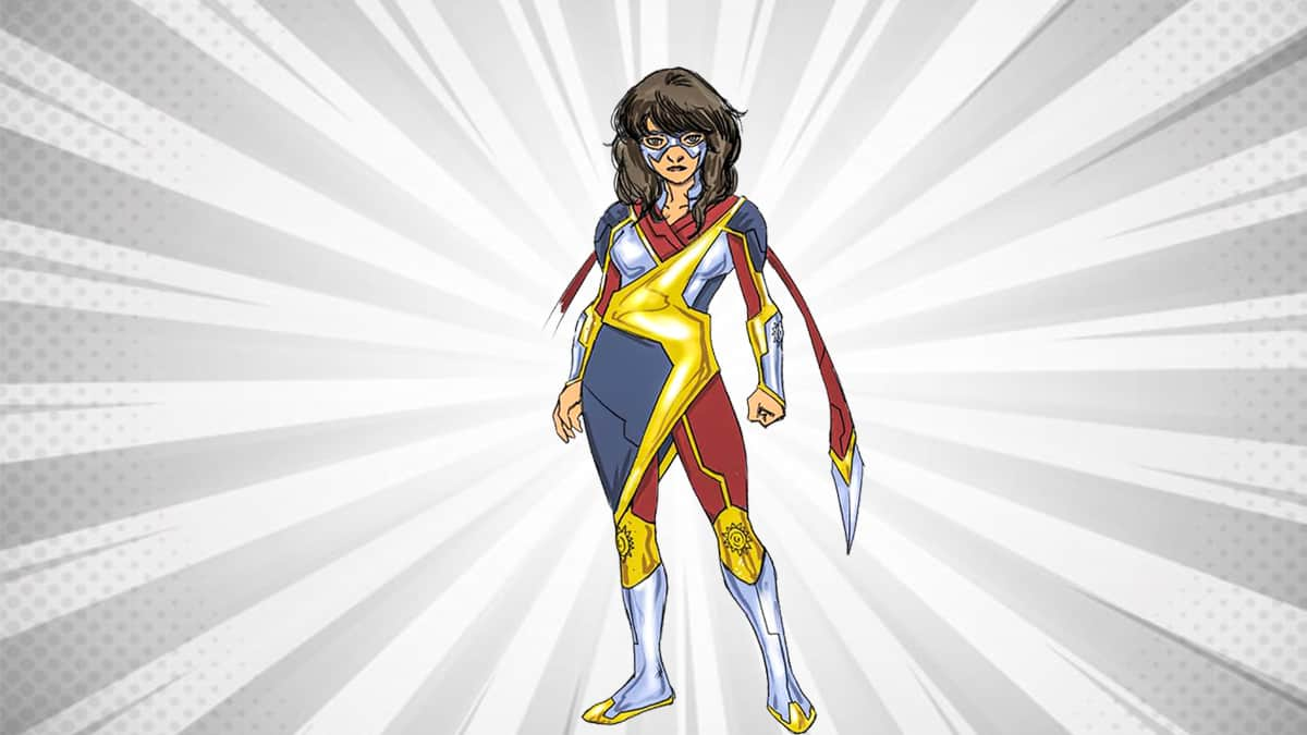 MS. Marvel's new look is remarkably awful