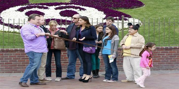 "Season 3, Episode 22 – ""Disneyland"""