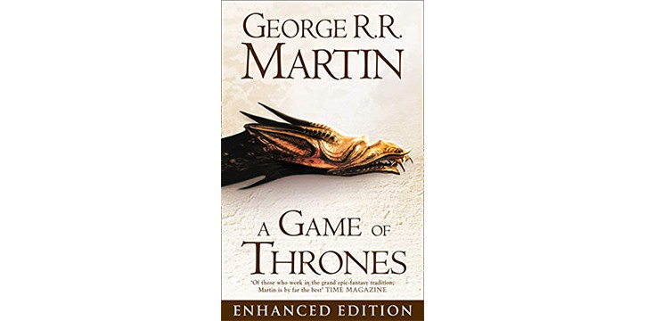 QUARANTINE READING LIST - A Game of Thrones - 1996