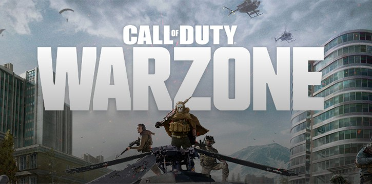 Games : Call Of Duty  Warzone