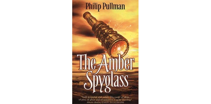 The Amber Spyglass - 2000