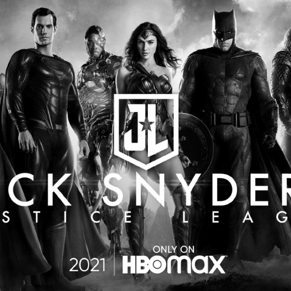 The Snyder cut may be released on HBO Max.