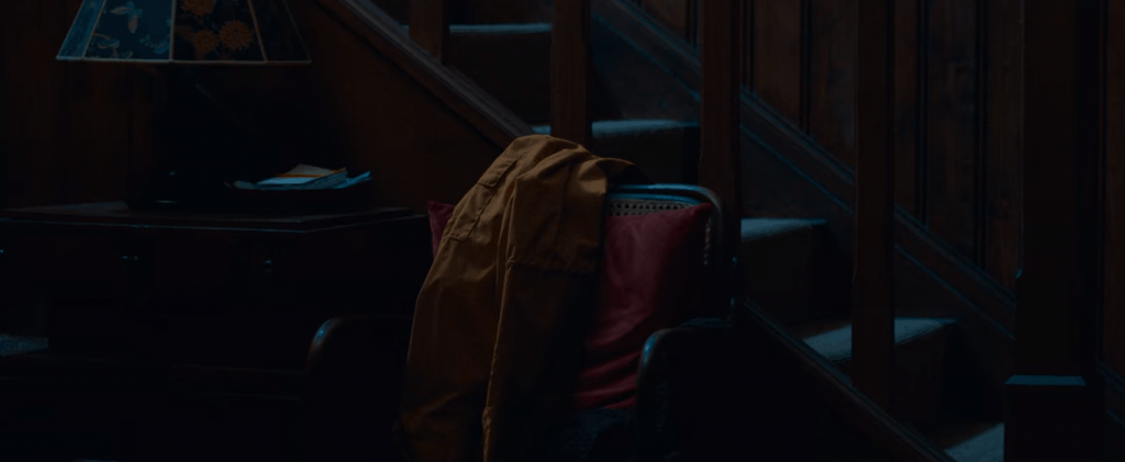 DARK - What's with the Yellow Jacket?