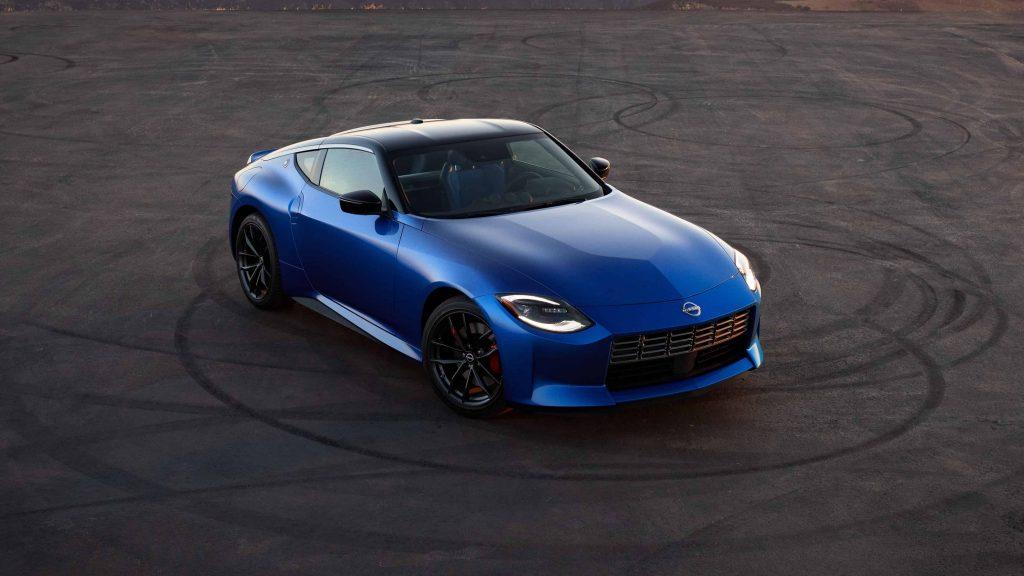 Nissan Z 2023 Blue